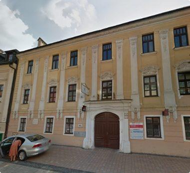 Budova skoly